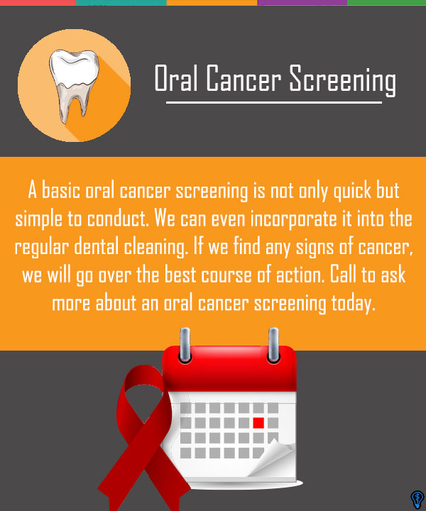 Oral Cancer Screening Scottsdale, AZ